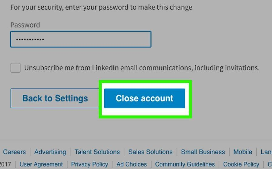 How to Delete a Linkedin Account : All Steps for Delete Linkedin Account