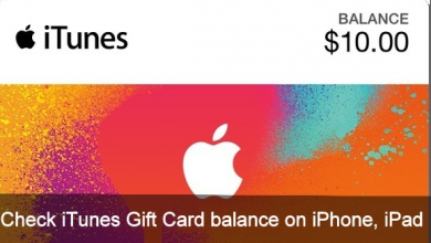 iTunes-Gift-Card-balance