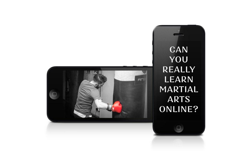 How online technology helps martial art