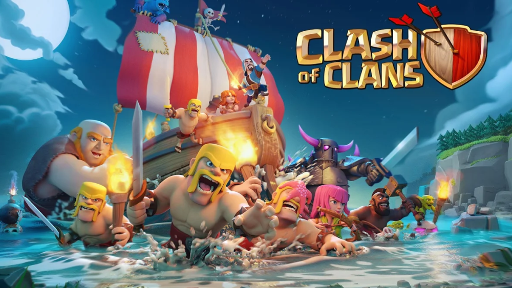 TOP 5 CLASH OF CLANS PRIVATE MOD SERVER