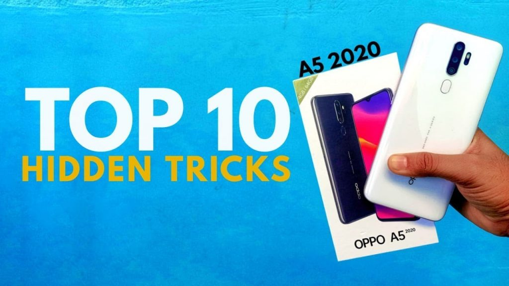 Oppo A5 2020 Hidden Features   Tips and Tricks   Secret Tricks
