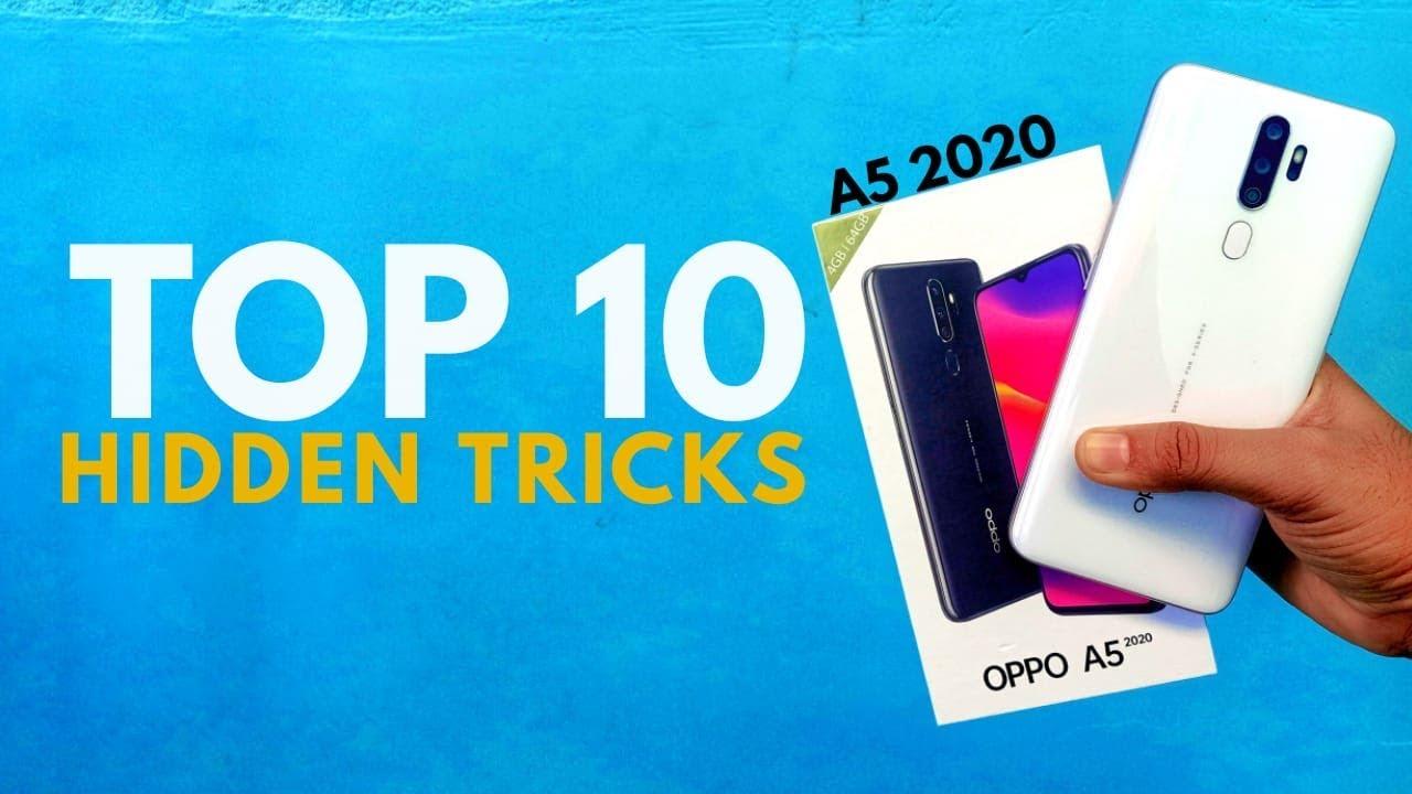 Oppo A5 2020 Hidden Features | Tips and Tricks | Secret Tricks