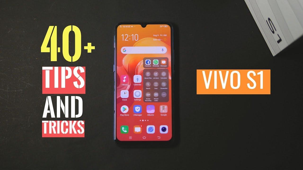 Vivo S1 Hidden Features