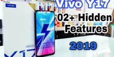 Vivo Y17 Hidden Features