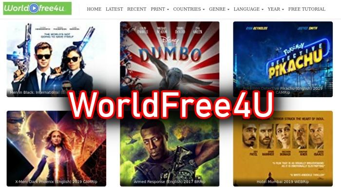 Worldfree4u : Worldfree4u trade movies download & Alternatives