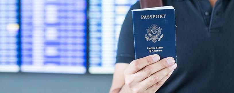 How convenient is renewing your passport through the passport website?