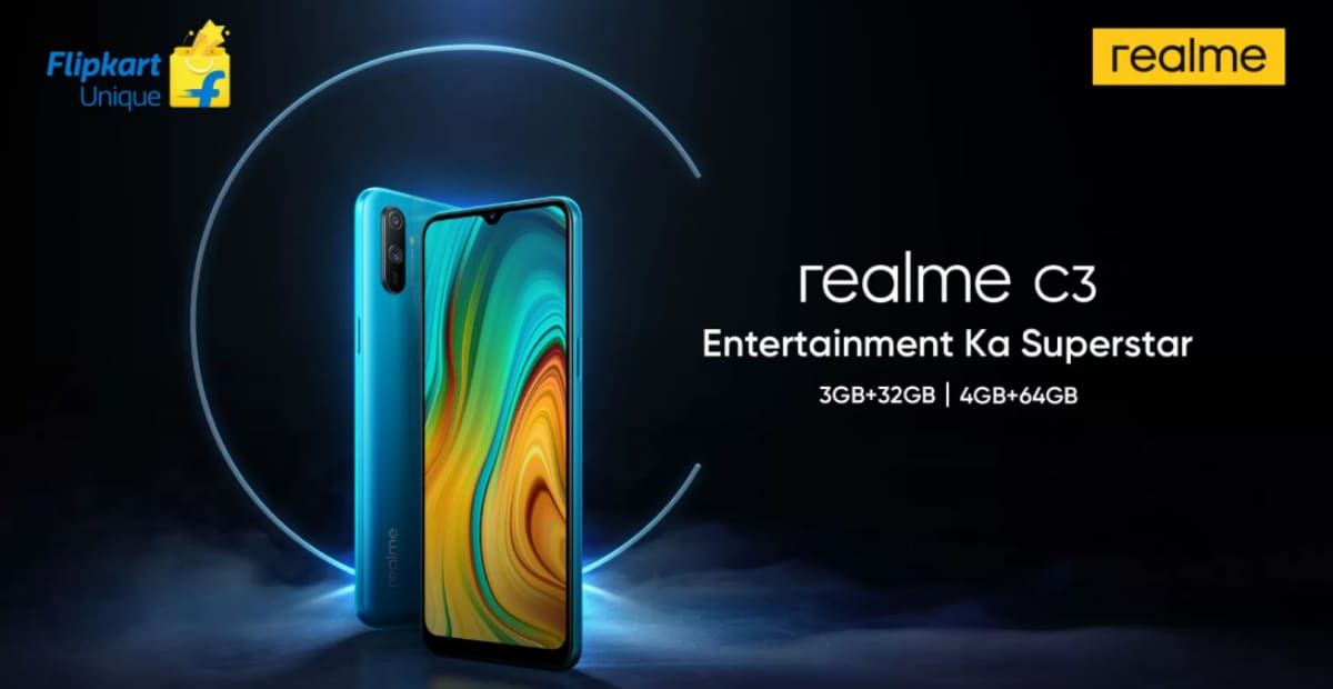 Realme C3 advantages and disadvantages
