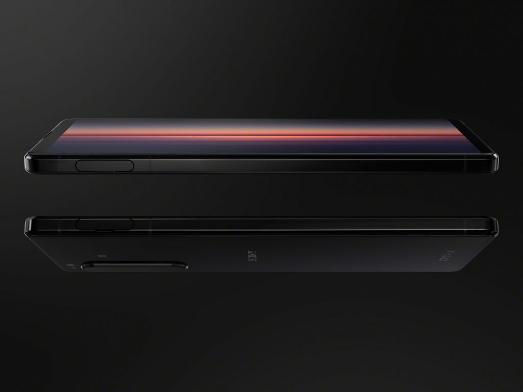 Sony Xperia 1 ll design Sony Xperia 1 ll pros and cons