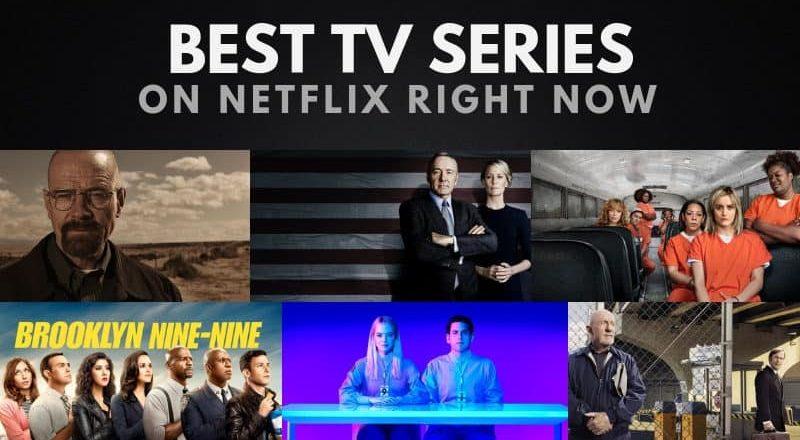 Best 15 Series on Netflix | Best Netflix Series 2020