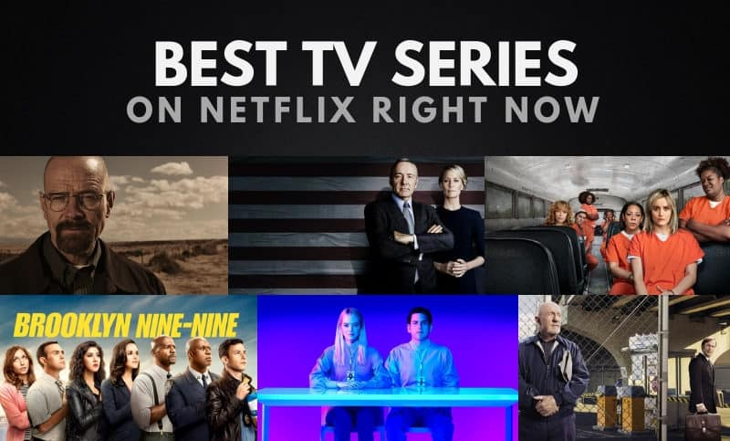 Best 15 Series on Netflix | Best Netflix Series 2020