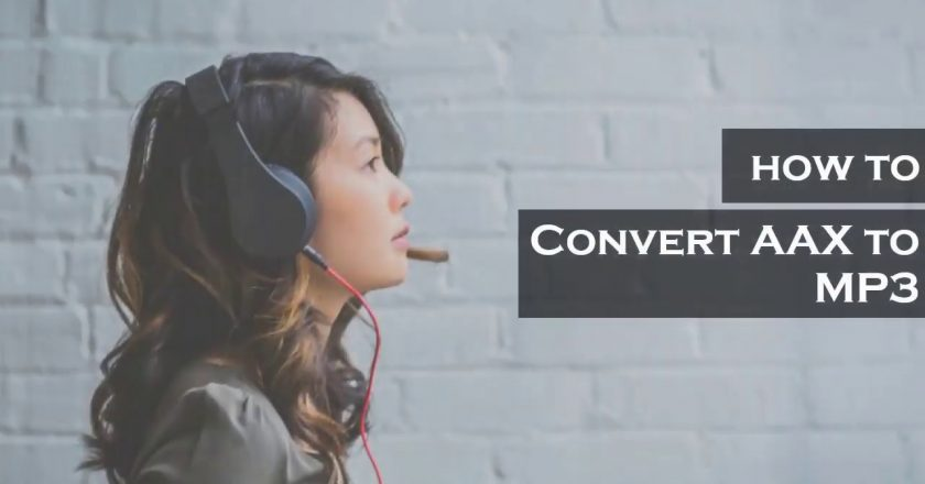 AAX to Mp3 : How to Convert Audible to Mp3
