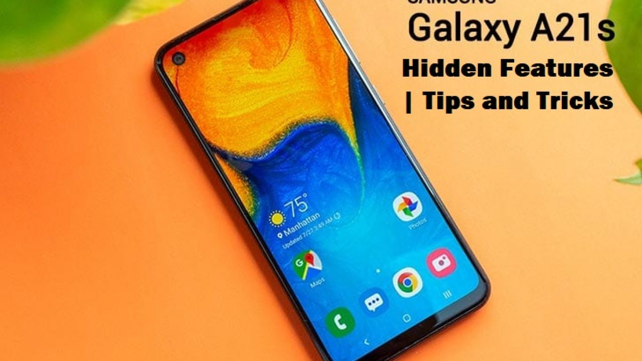 Samsung Galaxy A21s Hidden Features Tips And Tricks Secret Features