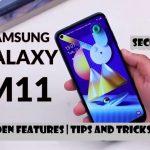 Samsung Galaxy M11 Hidden Features | Tips and Tricks | Secret Features