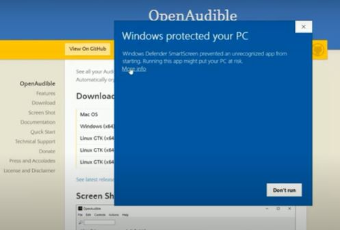 aax file to mp3 open Audible