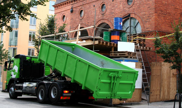 dumpster denver