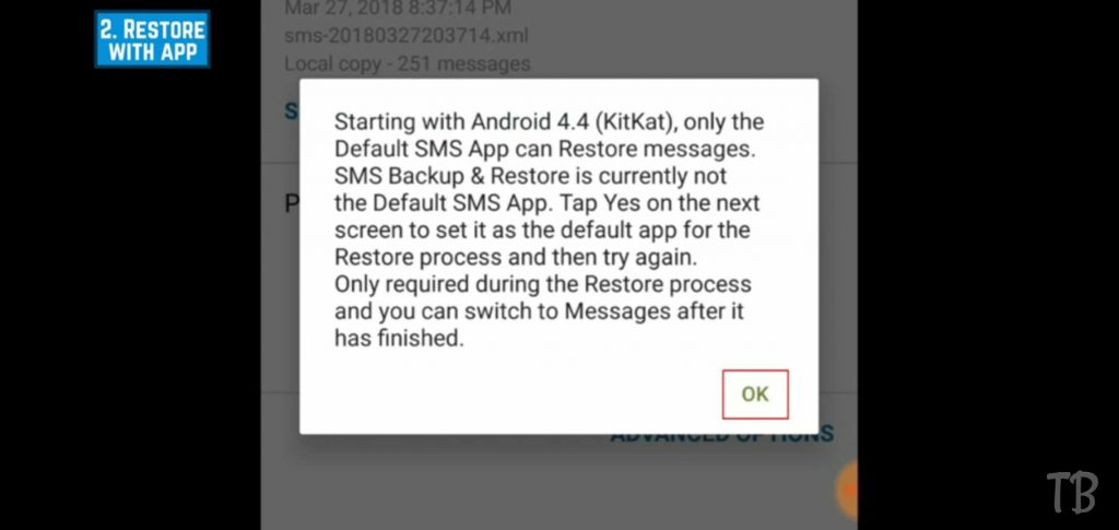how to recover deleted text messages 18