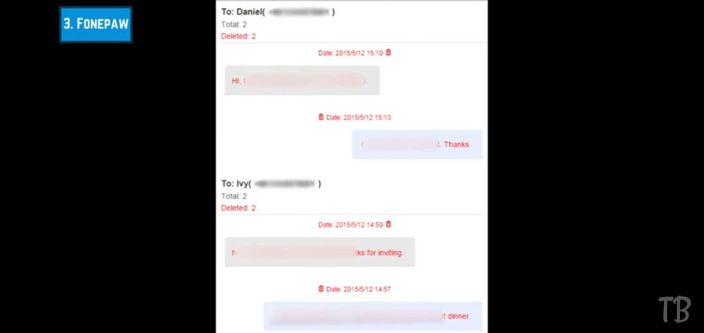 how to recover deleted text messages 28