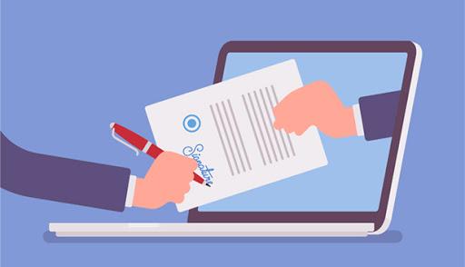 Are E-Signatures Legal for Financial Advisors?