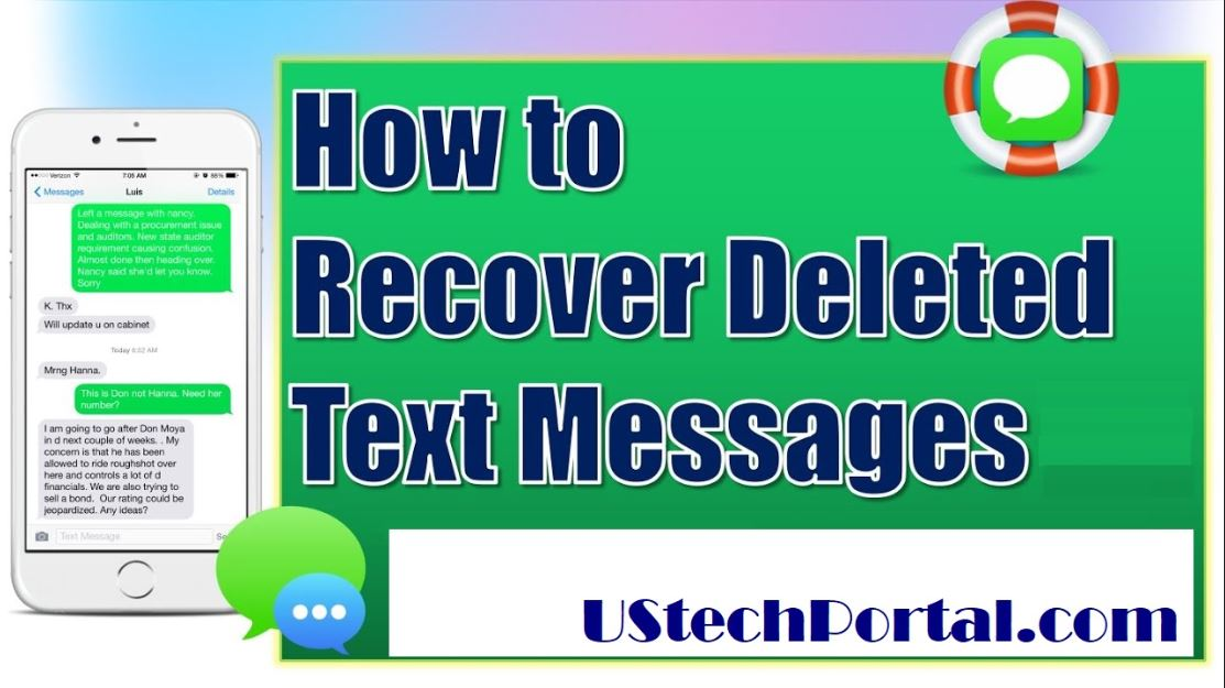 How to Recover Deleted Text Messages 33