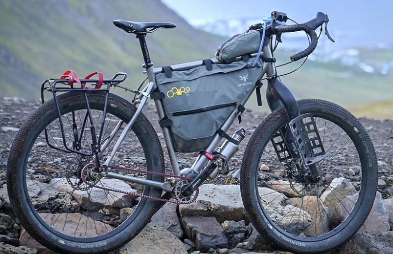 MTB Titanium Bike