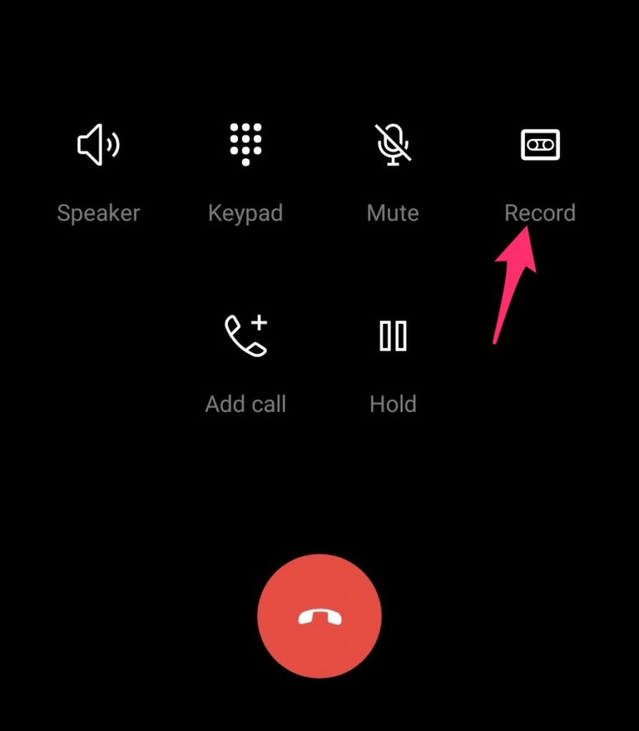 oneplus-nord-call-record
