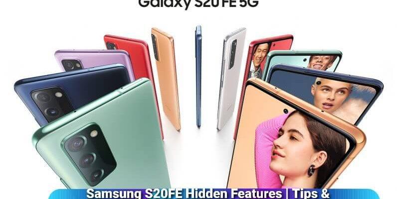 19 Best Samsung S20FE Hidden Features | Tips and Tricks | Secret Features