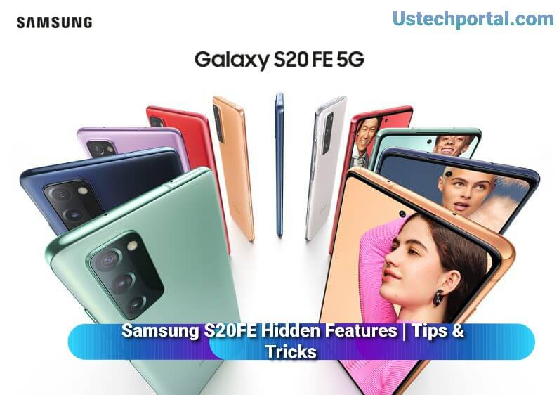 Samsung s20fe tips and tricks