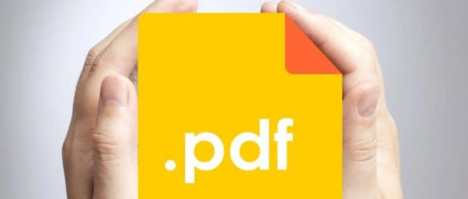 Easy Steps on How to Compress PDF