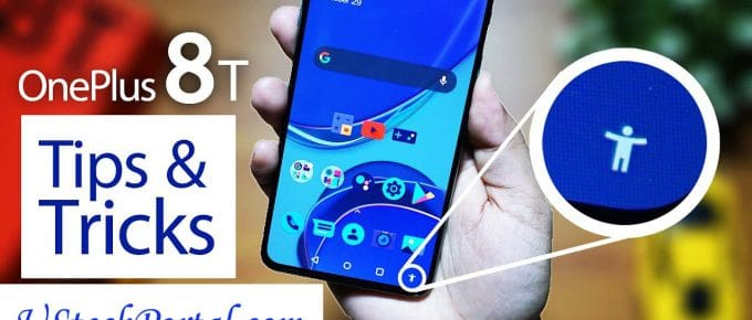 Oneplus 8T hidden features | tips and tricks