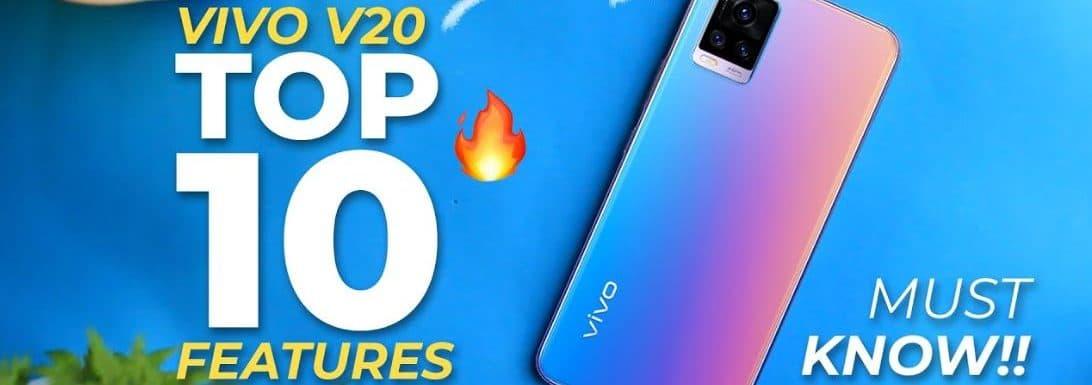 Secret Vivo V20 Hidden Features | Tips and Tricks: One Special Secret