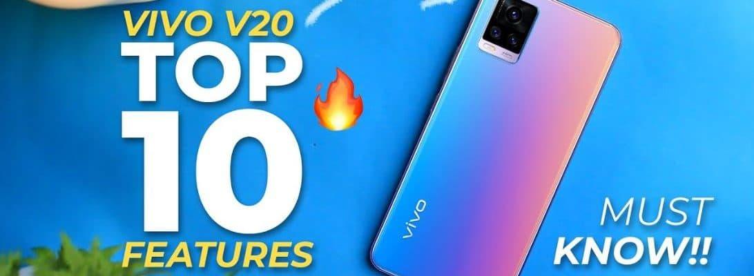 Secret Vivo V20 Hidden Features   Tips and Tricks: One Special Secret