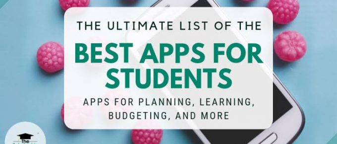 The Best Apps for College Students 2020