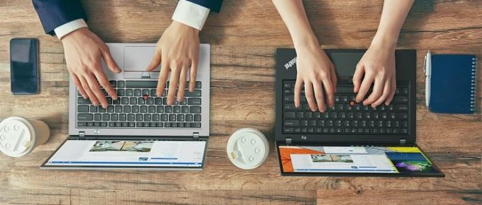 HD Touchscreen Premium Home & Business Laptop1