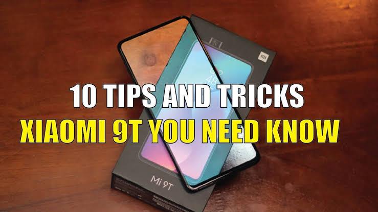 Xiaomi Redmi 9T Hidden Features