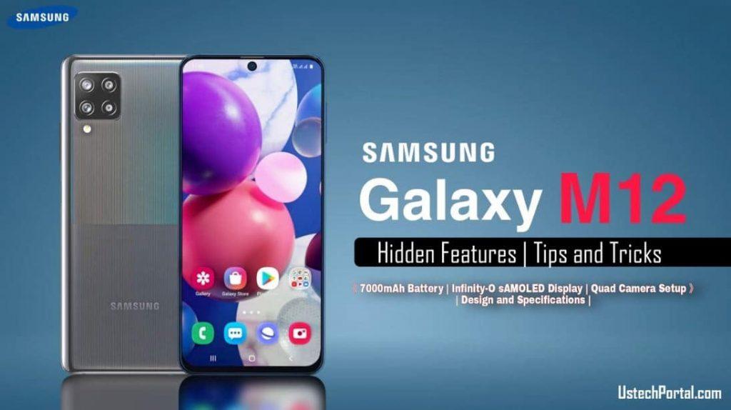 Samsung M12 Hidden features, tips and tricks