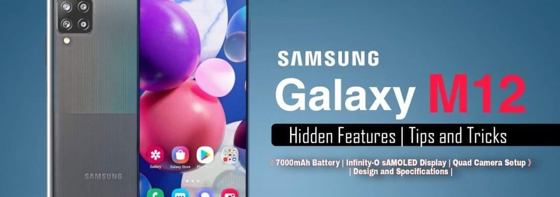 9 Secret Samsung M12 Hidden Features | Tips and Tricks : All New