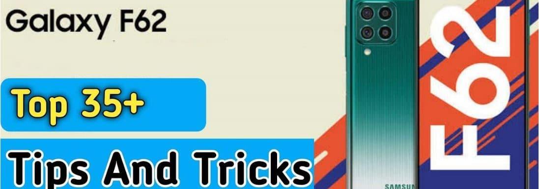 Secret Tricks: Samsung Galaxy F62 Hidden features | Tips and Tricks