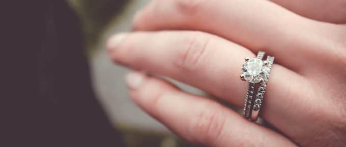 diamond ring in Singapore?