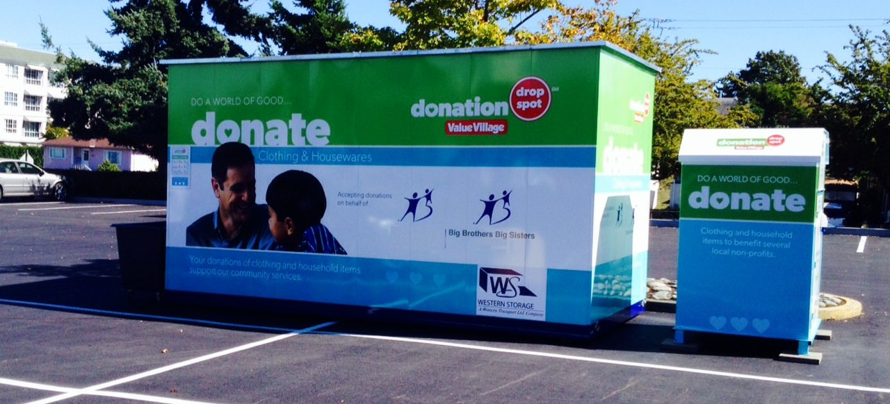 Get In Touch With a Donation Centre