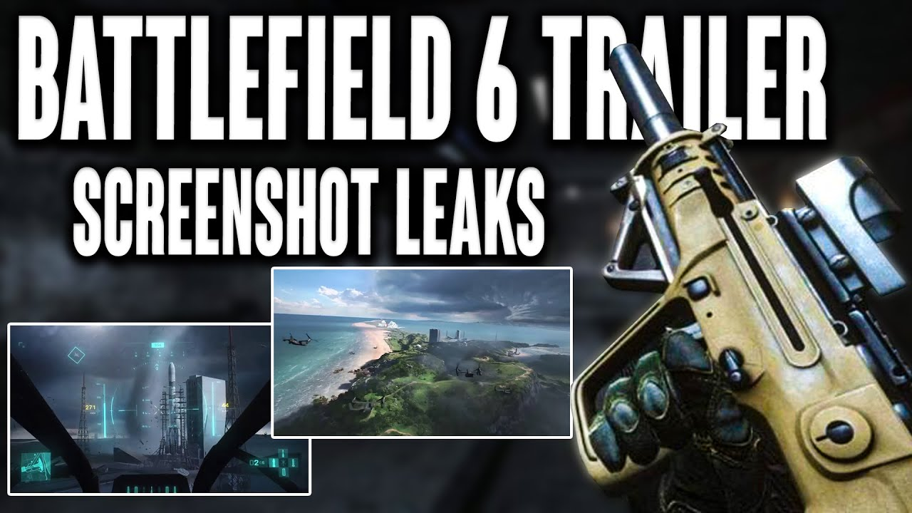 Battlefield 6 Trailer Leaked Video Proof and Screenshot Out of the Box: All Exclusive NEWS