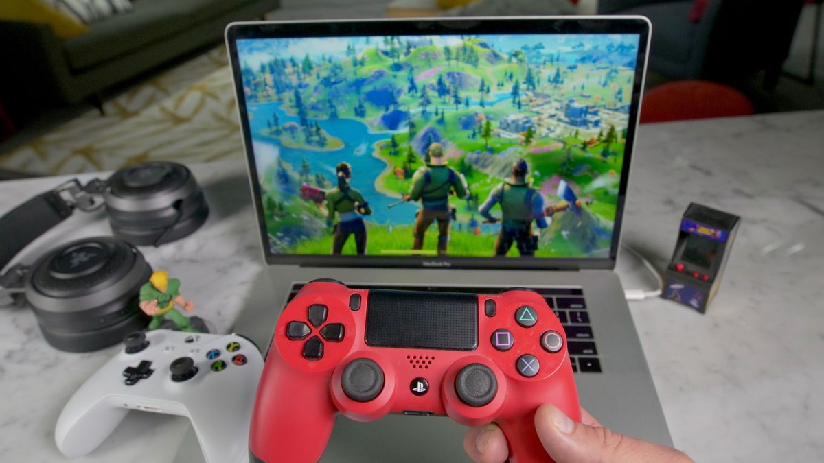 Connect Your Controller into a Mac