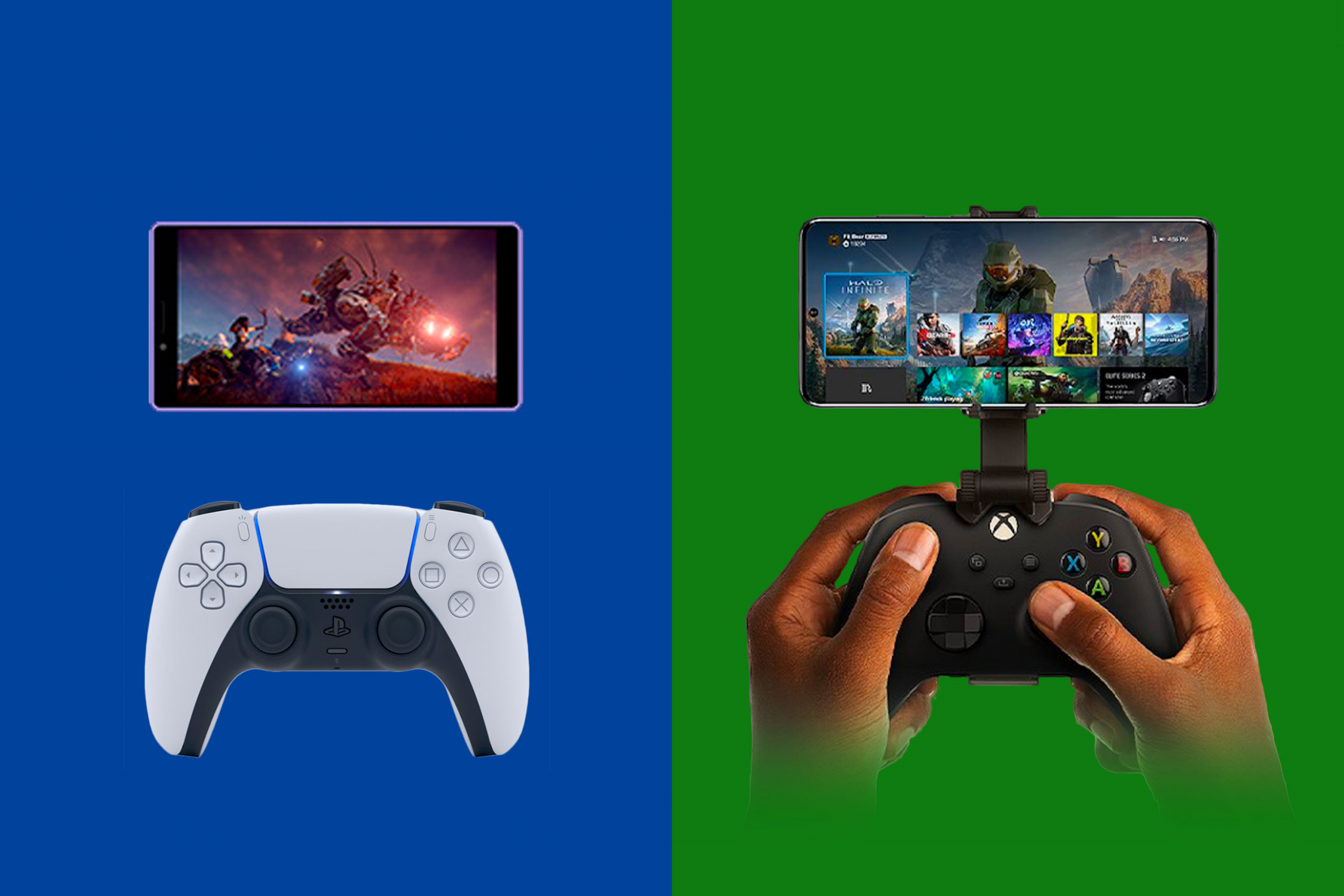 To Start with, Put your x box PS5 control in to Discovery Mode