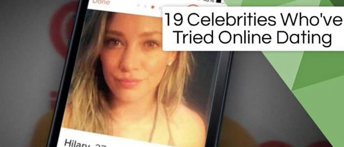 Top 5 Celebrities Who have Used Online Dating