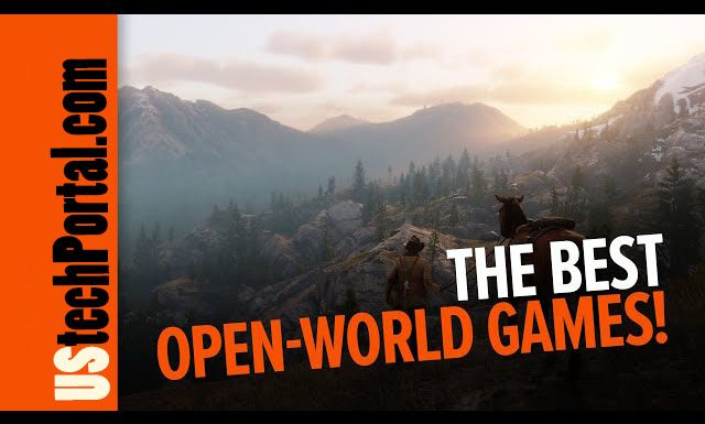 The Best Single-Player Open-World Games on PC