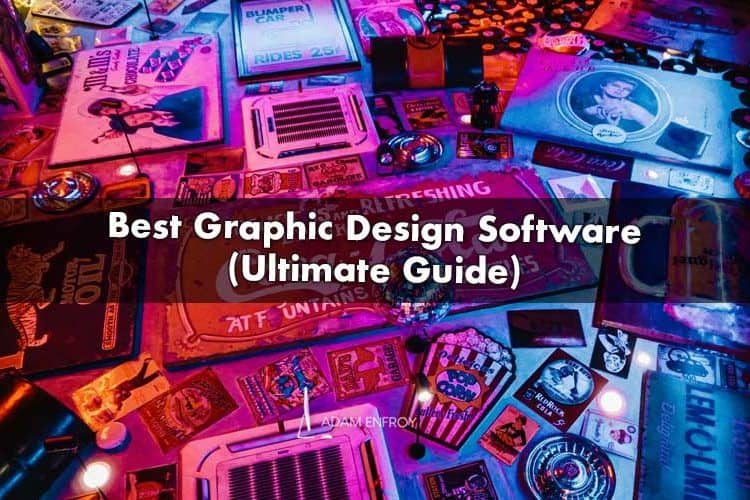 7 Best Alternatives to Photoshop for Graphic Design