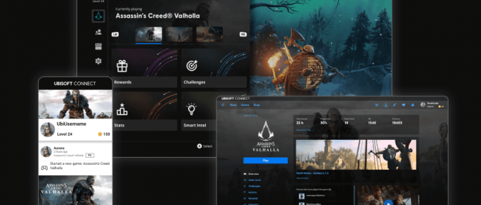 latest version of Ubisoft Connect PC
